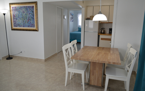 One Bedroom Aparment with Kitchen